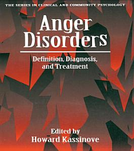 Anger Disorders Book