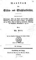 Handbuch f  r Eisen  und Stahlarbeiter PDF