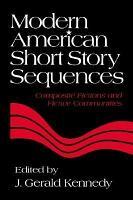 Modern American Short Story Sequences PDF