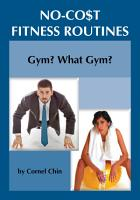 Gym  What Gym  PDF