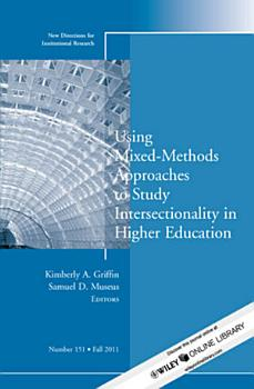 Using Mixed Methods to Study Intersectionality in Higher Education PDF