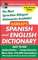 Harrap's Spanish and English Dictionary, Hardcover Ed.