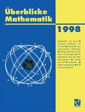 Überblicke Mathematik 1998