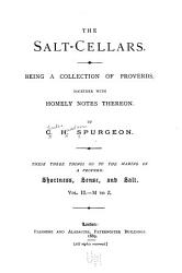 The Salt cellars PDF