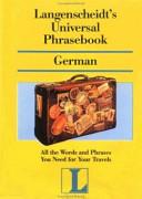 Langenscheidt s Universal Phrasebook