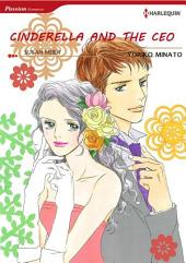 Cinderella and the CEO: Harlequin Comics