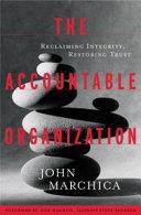 The Accountable Organization