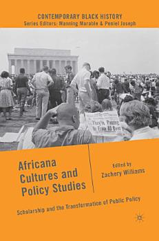Africana Cultures and Policy Studies PDF