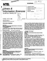 Library   Information Sciences PDF