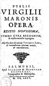 Opera: Adjectae sunt Tanaquilli Fabri et nonnullorum aliorum notulae...