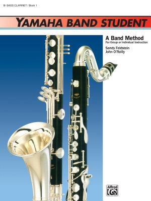 Yamaha Band Student, Book 1 for B-Flat Bass Clarinet