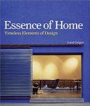 Essence of Home