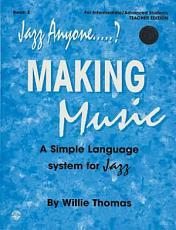 Jazz Anyone        Book 3    Making Music PDF