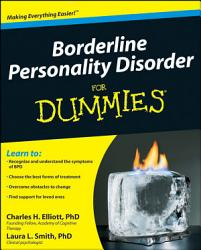 Borderline Personality Disorder For Dummies Book PDF