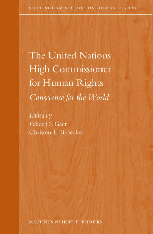 The United Nations High Commissioner for Human Rights