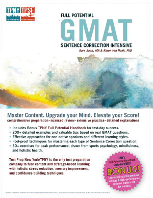 Full Potential GMAT Sentence Correction Intensive PDF