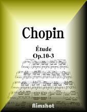 Chopin - Étude Op.10-3