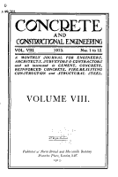 Concrete and Constructional Engineering PDF