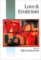 Love   Eroticism PDF