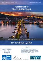 Proceedings of The 15th MAC 2019