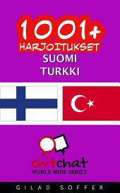 1001+ harjoitukset suomi - turkki