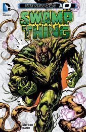 Swamp Thing (2012-) #0