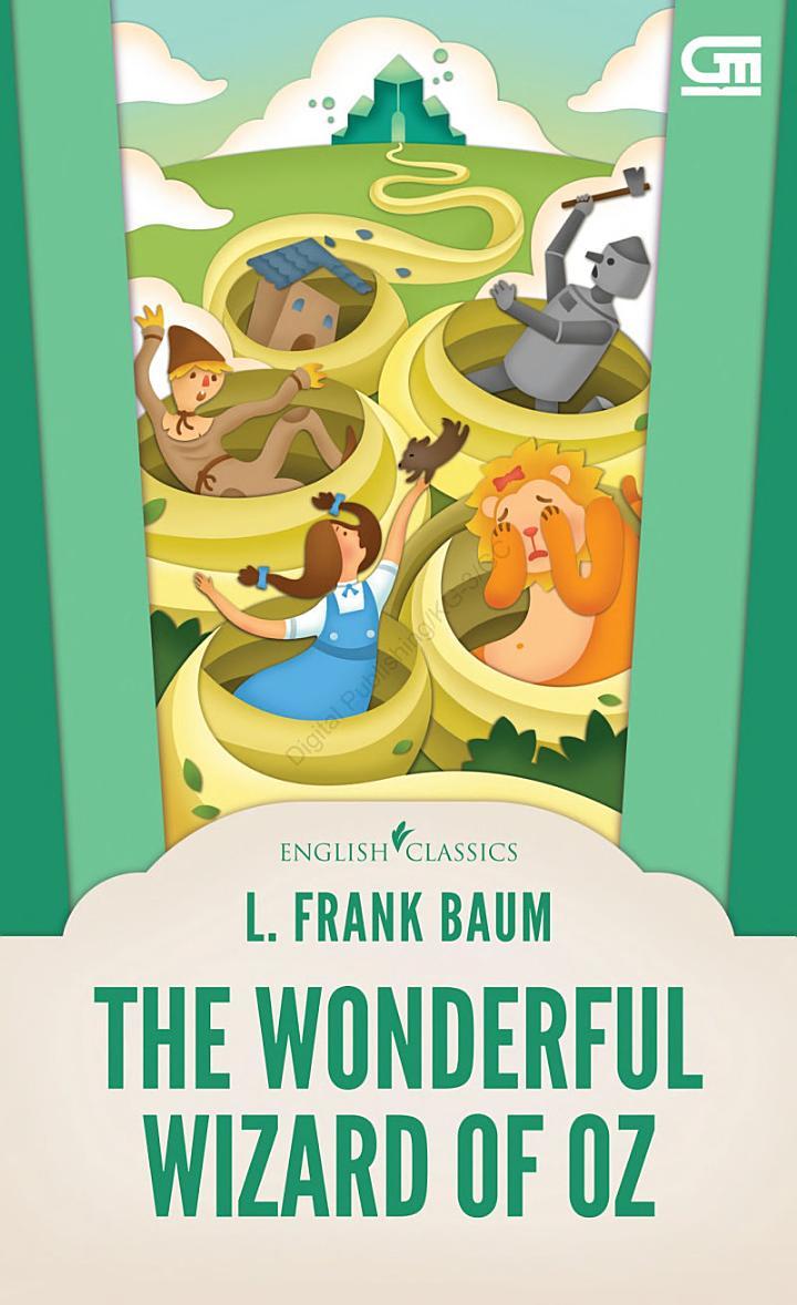 English Classics: The Wonderful Wizard Of Oz