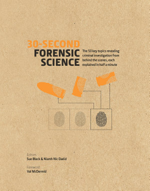 30 Second Forensic Science PDF
