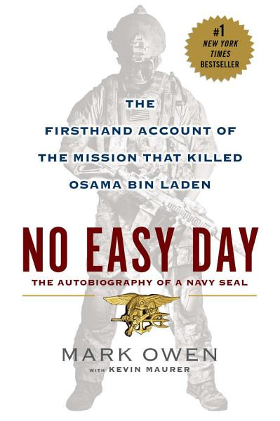 Download No Easy Day Book