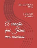 A ora    o que Jesus nos ensinou PDF