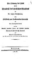 Die Ordnung des Heils PDF