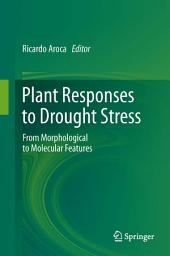 Plant Responses to Drought Stress: From Morphological to Molecular Features