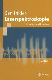 Laserspektroskopie: Grundlagen und Techniken, Ausgabe 4
