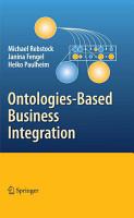 Ontologies Based Business Integration PDF