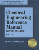 Chemical Engineering Reference Manual for the PE Exam PDF