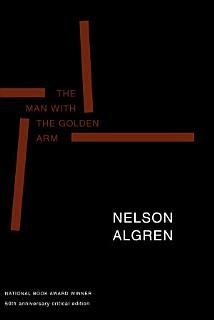 The Man with the Golden Arm Book