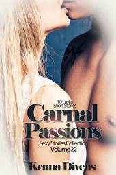 Carnal Passions (Sexy Stories Collection Volume 22): 10 Erotic Short Stories