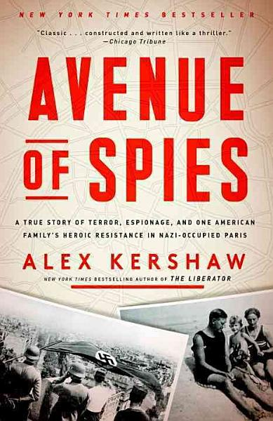 Download Avenue of Spies Book
