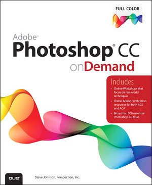 Adobe Photoshop CC on Demand PDF