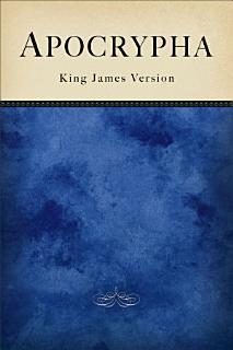 KJV Apocrypha Book