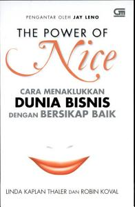 The Power of Nice   Cara Menaklukkan Dun PDF
