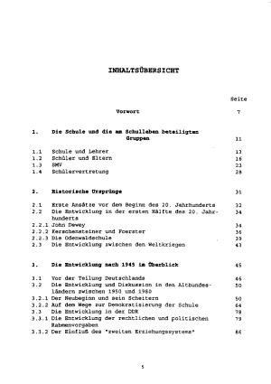Sch  lermitwirkung in den   ffentlichen Schulen Deutschlands nach 1945 unter besonderer Ber  cksichtigung der Entwicklung in Berlin PDF