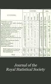 Journal of the Royal Statistical Society: Volume 2