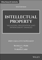 Intellectual Property  Valuation  Exploitation  and Infringement Damages PDF
