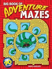 Big Book of Adventure Mazes PDF