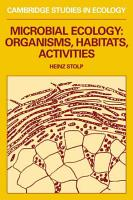 Microbial Ecology PDF