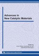 Advances in New Catalytic Materials PDF