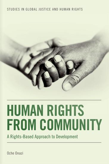 Human Rights from Community PDF