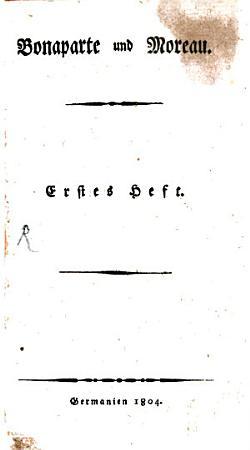 Bonaparte und Moreau PDF