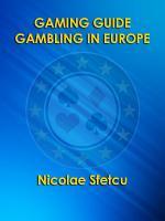 Gaming Guide   Gambling in Europe PDF